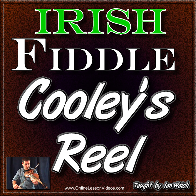 COOLEY'S REEL with Sheet Music!