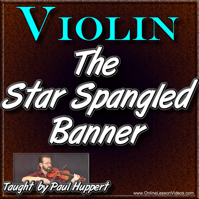 The Star Spangled Banner - with Sheet Music