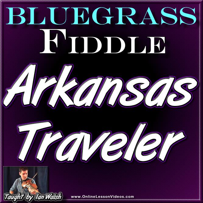 Arkansas Traveler - Bluegrass Song for Fiddle
