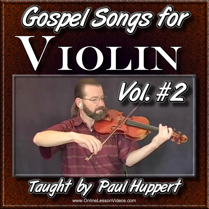 Gospel Songs For Violin - Volume 2