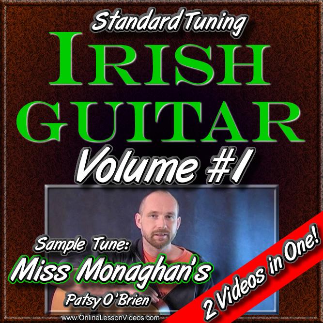 Irish Guitar - Standard Tuning - Volume #1