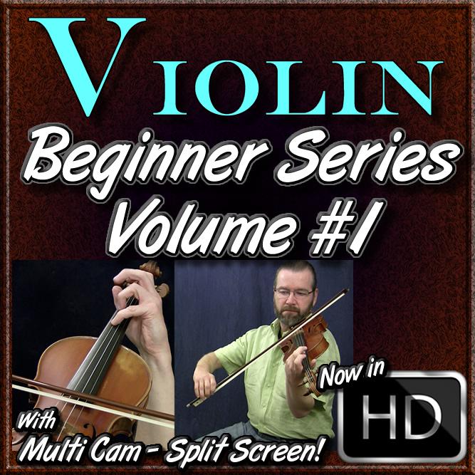 #1 Violin Beginner Series - Violin and Violin Bow Parts