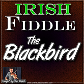 THE BLACKBIRD ** WITH SHEET MUSIC **