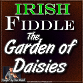 THE GARDEN OF DAISIES - WITH SHEET MUSIC
