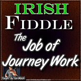 THE JOB OF JOURNEY WORK - WITH SHEET MUSIC