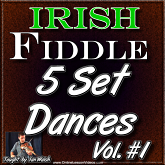 5 SET DANCES VOL. 1