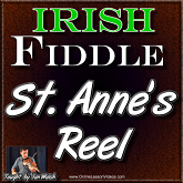 SAINT ANNES REEL WITH SHEET MUSIC