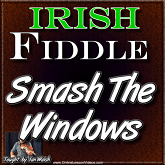 SMASH THE WINDOWS WITH SHEET MUSIC