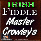 Master Crowley's - Irish Fiddle Tune + Sheet Music