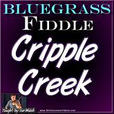 CRIPPLE CREEK - Bluegrass Fiddle Lesson
