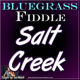 SALT CREEK - Bluegrass Fiddle Lesson