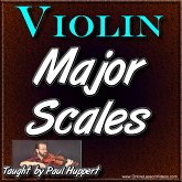 Scales For Violin - Major Scales