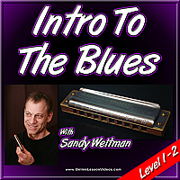 Intro To The Blues - for Harmonica