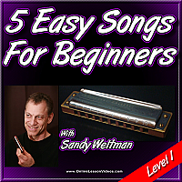 5 Easy Songs for Beginners for Harmonica
