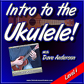 Intro To The Ukulele