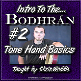Tone Hand Basics for the Bodhrán