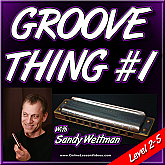 GROOVE THING #1 - Harmonica Lesson