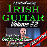 Irish Guitar - Standard Tuning - Volume #2