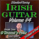 Irish Guitar - Standard Tuning - Volume #4