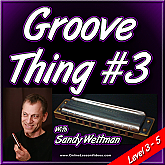 GROOVE THING #3 - For Harmonica