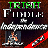 THE INDEPENDENCE - Irish Fiddle Lesson