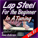 Lap Steel For The Beginner - Vol. 1 - A Tuning