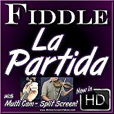 LA PARTIDA - A Venezuelan Waltz arranged for Violin/Fiddle