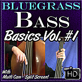 Bluegrass Bass - Basics Volume #1
