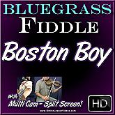 BOSTON BOY - Bluegrass Fiddle Lesson