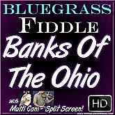 BANKS OF THE OHIO - Bluegrass Ballad for Fiddle