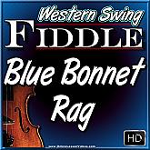 BLUE BONNET RAG - Western Swing Fiddle Lesson