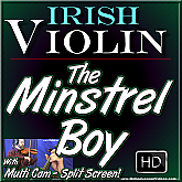 The Minstrel Boy - Beautiful Irish Air for Violin