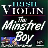The Minstrel Boy - Beautiful Irish Air for Violin