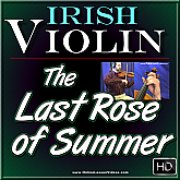 Last Rose of Summer - Beautiful Irish Air for Violin