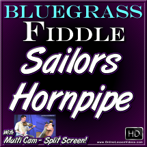 SAILORS HORNPIPE - for Fiddle
