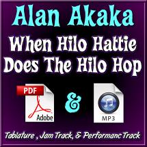 When Hilo Hattie Does The Hilo Hop - arr. by Alan Akaka