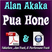 PUA HONE - arr. by Alan Akaka