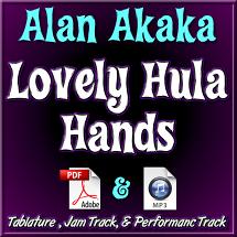 Lovely Hula Hands - arr. by Alan Akaka