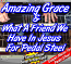 AMAZING GRACE & WHAT A FRIEND WE HAVE IN JESUS - for E9 Pedal Steel