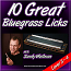 10 Great Bluegrass Licks for Harmonica