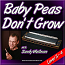 Baby Peas Dont Grow - Harmonica Lessons