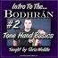 Tone Hand Basics for the Bodhrán