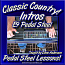 Classic Country Intros for E9 Pedal Steel