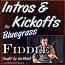 Intros & Kickoffs for Bluegrass Fiddle