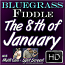 8th of January - Bluegrass Fiddle Lesson