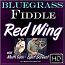 RED WING - Bluegrass Fiddle Lesson