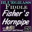 FISHER'S HORNPIPE - Bluegrass/Irish Fiddle Lesson