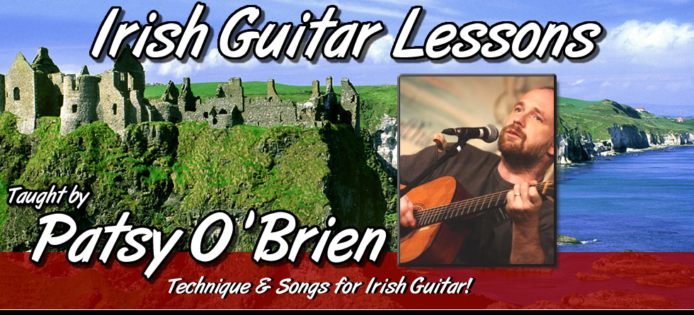 Patsy O'Brien - Irish Guitar Lessons